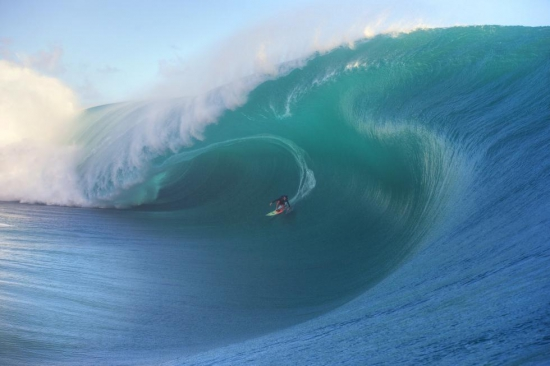 Big Wave Awards : Deux prix pour la vague de Teahupo'o