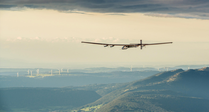 Solar Impulse a traversé le Pacifique sans encombres