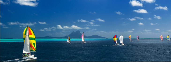 Crédit photo : Tahiti Pearl Regatta