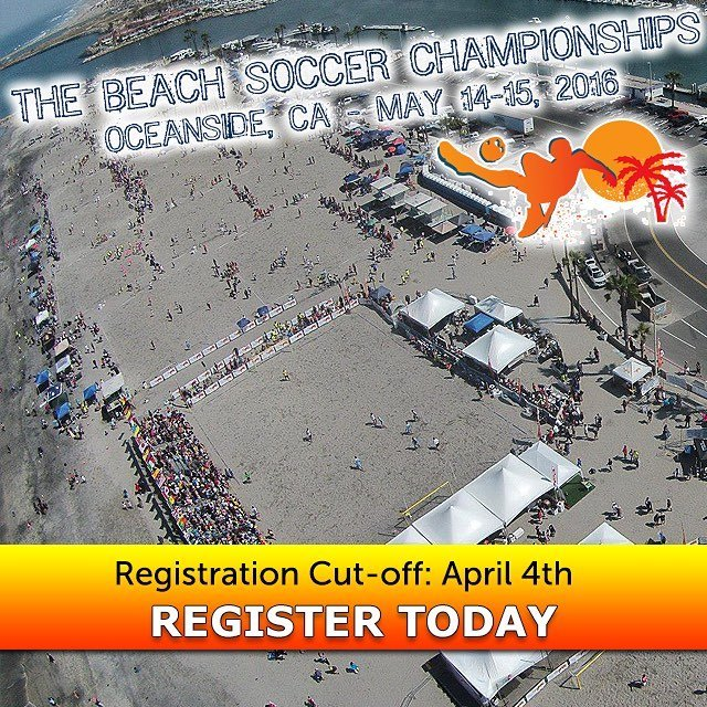 Crédit photo : Page FB The Beach Soccer Chapionships