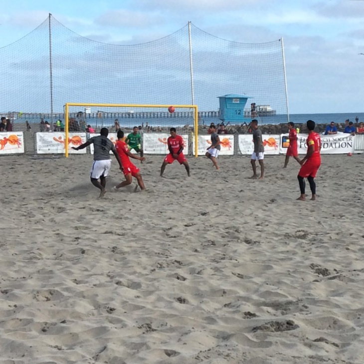 © Facebook the Beach Soccer Championships