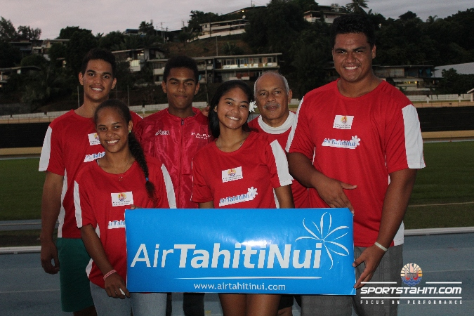 Crédit photo : Sports Tahiti