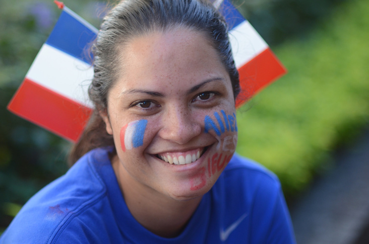 Finale de l'Euro : les photos des supporters